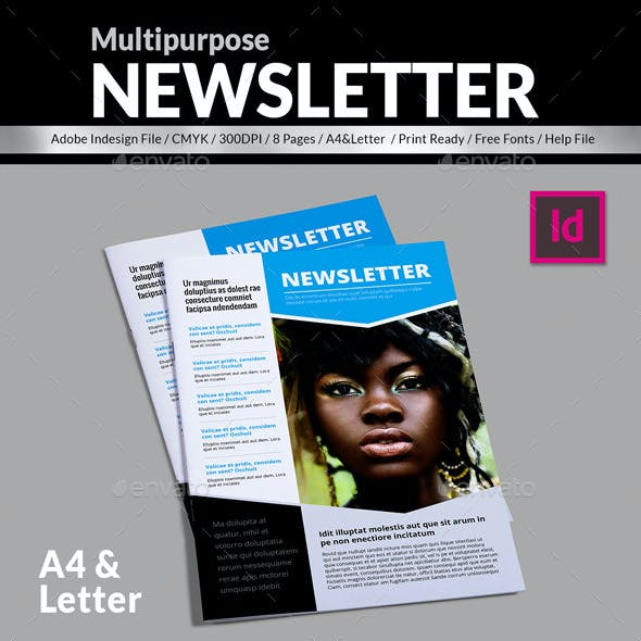 General Newsletter Template