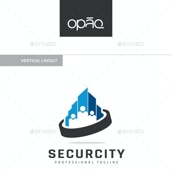 City Security Logo