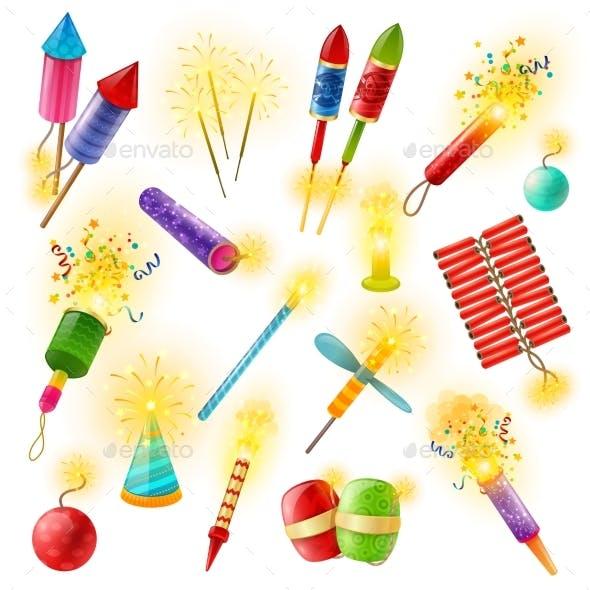 Pyrotechnics Fireworks