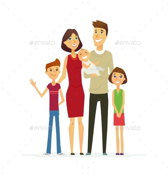 Family - Miscellaneous Vectors