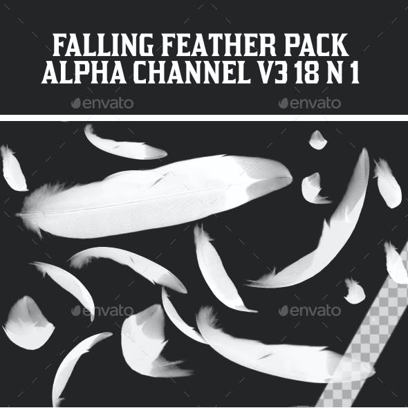Falling Feather Pack V3 18 in 1