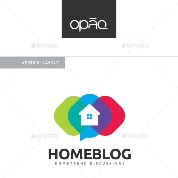 Home Blog Logo