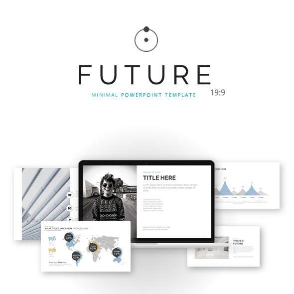 Future - Minimal Powerpoint Template