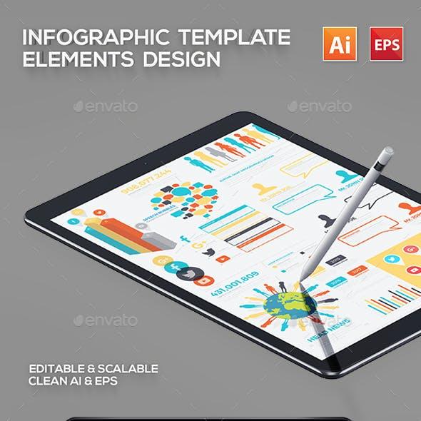 Social Media Infographics Design