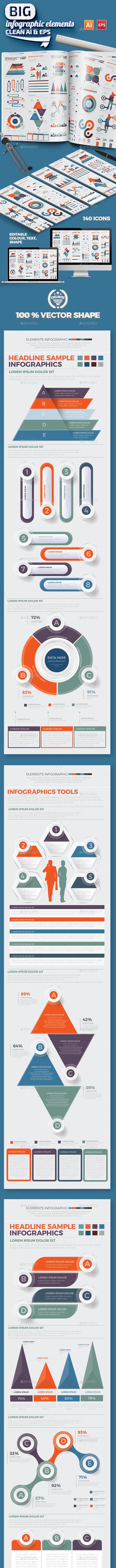 Big Infographics Design - Infographics