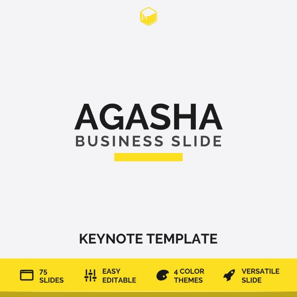 AGASHA - Business Keynote