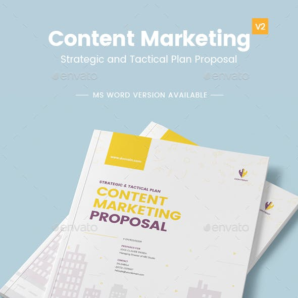 Content Marketing Proposal V2