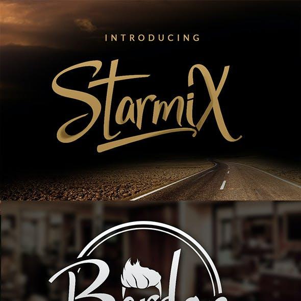 StarmiX Font