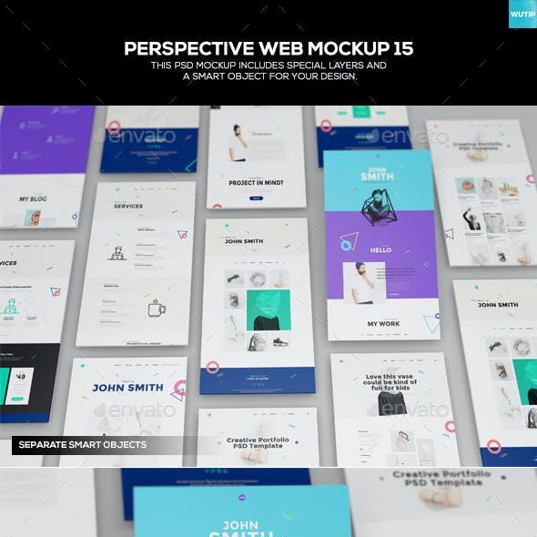 Perspective Web Mockup 15