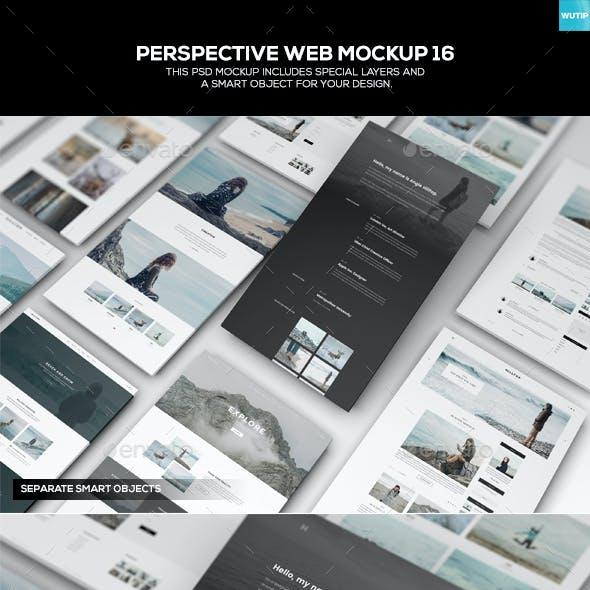 Perspective Web Mockup 16