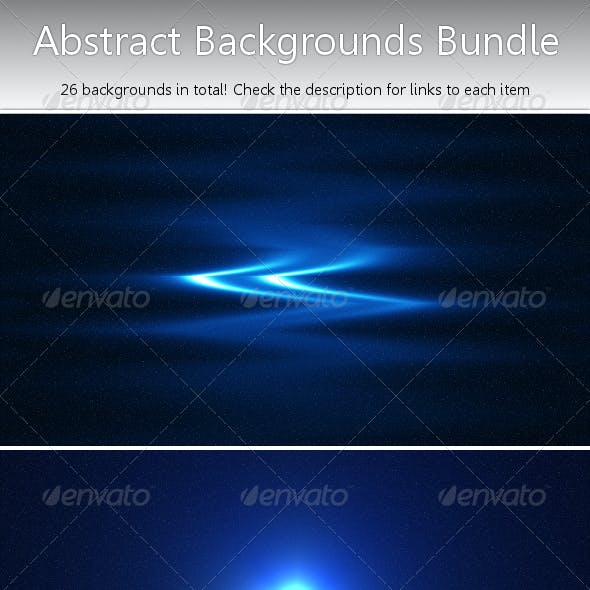 Abstract Background/Wallpaper Bundle