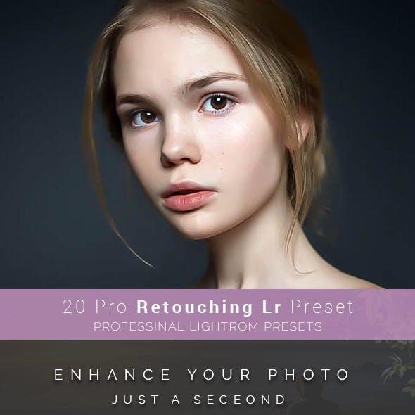 20 Pro Retouching Preset