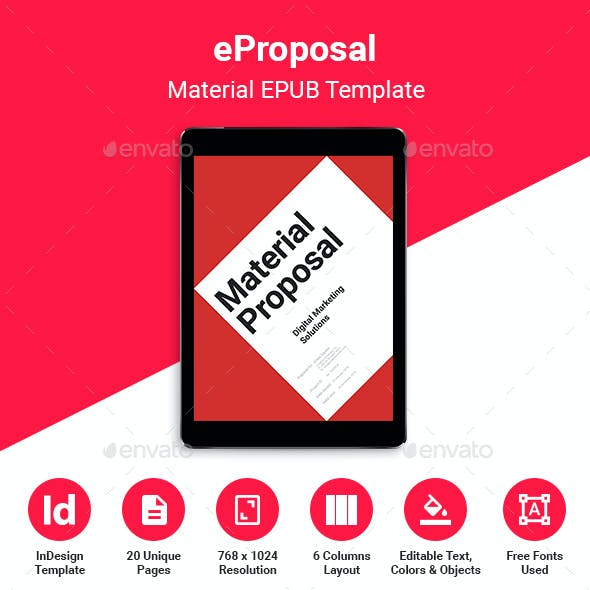 eProposal - Material Design