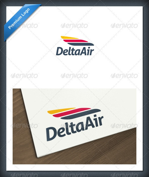 Wing Logo Template - Abstract Logo Templates