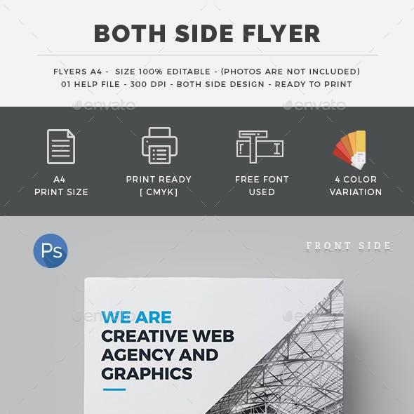 Both Side Flyer