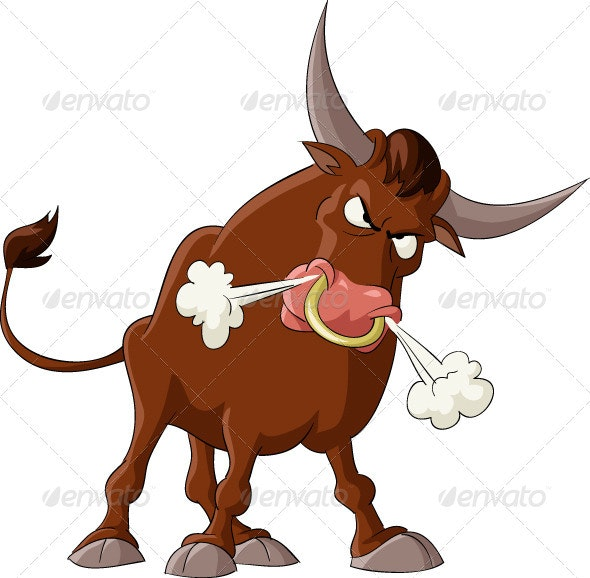 Bull - Animals Characters