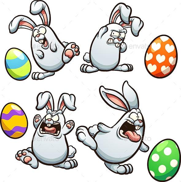 Easter Bunny - Miscellaneous Seasons/Holidays
