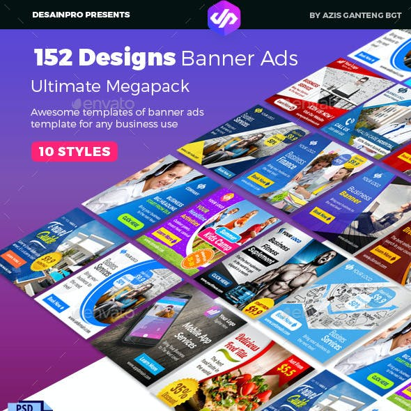 Banner Ads Ultimate Bundle