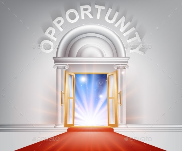 Opportunity Red Carpet Door - Miscellaneous Conceptual