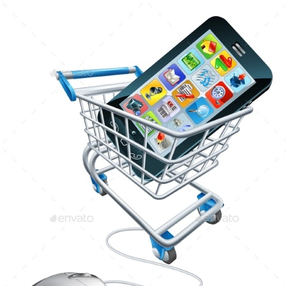 Phone Mouse Trolley Concept