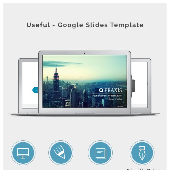Useful - Google Slides Template