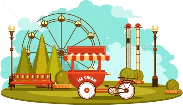 Park of Entertainments - Seasons/Holidays Conceptual