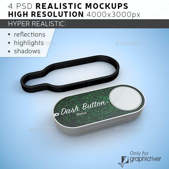 Dash Button Mockup