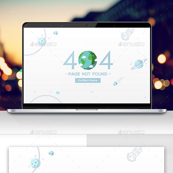 Globe 404