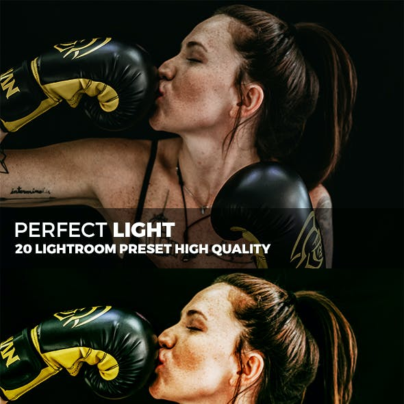 20 Perfect Light Lightroom Presets