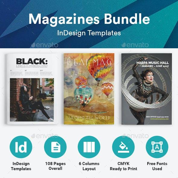 Magazines Bundle