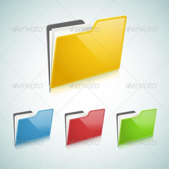 Folders - Media Technology