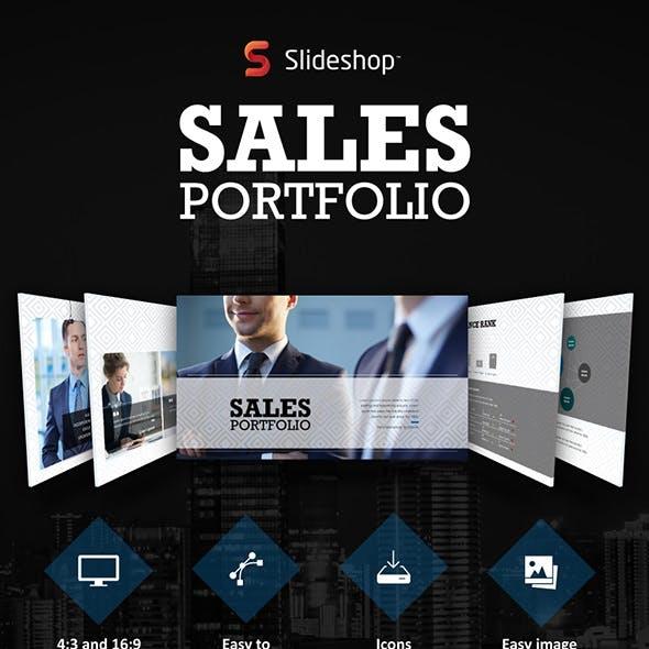 Sales Portfolio