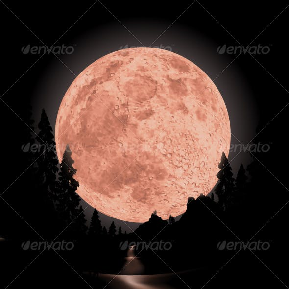 way to red fullmoon