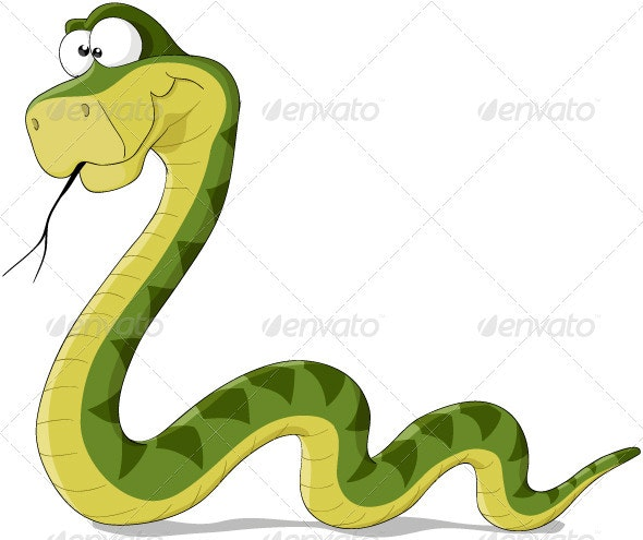 Snake - Animals Characters