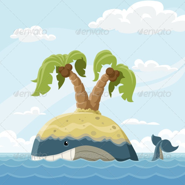 Floating Island - Animals Characters