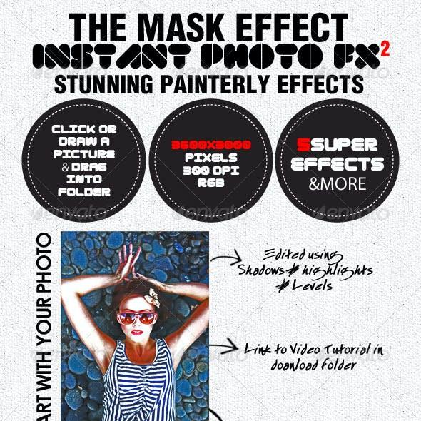 Photo-Fx-Auto Mask#2 - Stunning Photo Effects