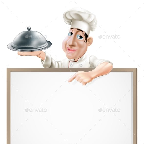 Chef Cloche and Menu