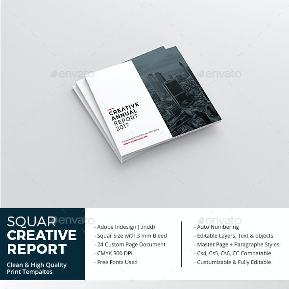 Squar Creative Annual Report