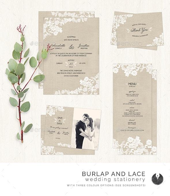 Wedding Invitation Stationery - Weddings Cards & Invites