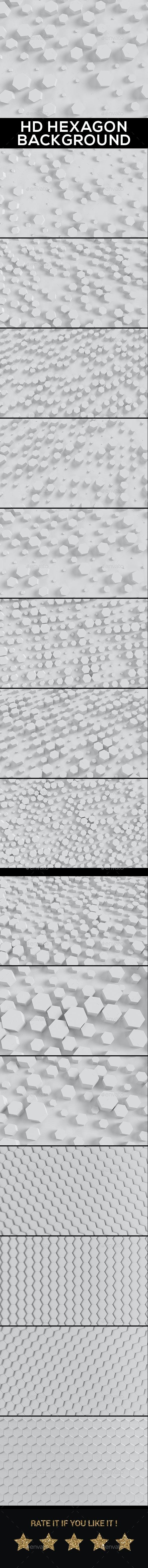 HD Hexagon 27x Backgrounds - Backgrounds Graphics