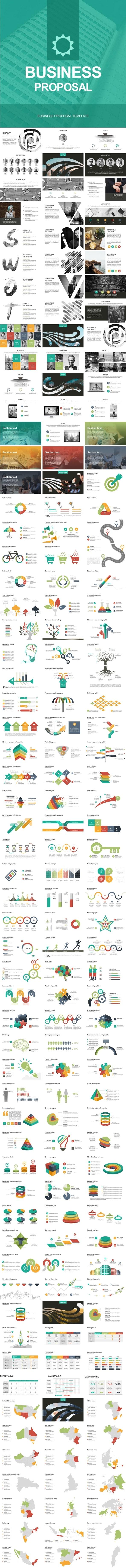 Business Proposal - Google Slides Presentation Templates