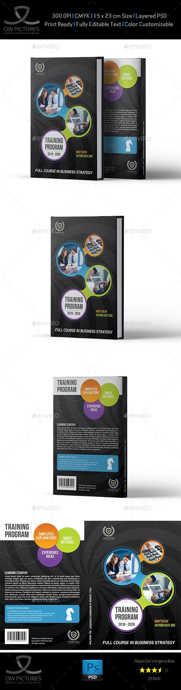 Book Cover Template Vol.2 - Miscellaneous Print Templates