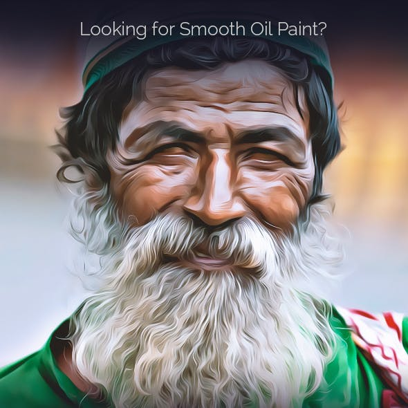Smooth Oil Paint