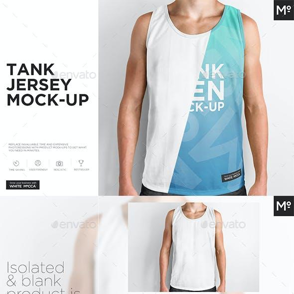 Tank Jersey Mock-up