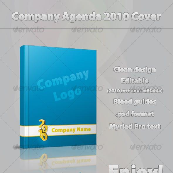Company Agenda 2010 Covers