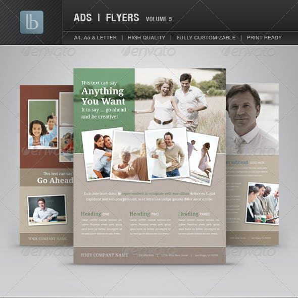 Ads | Business Flyers | Volume 5