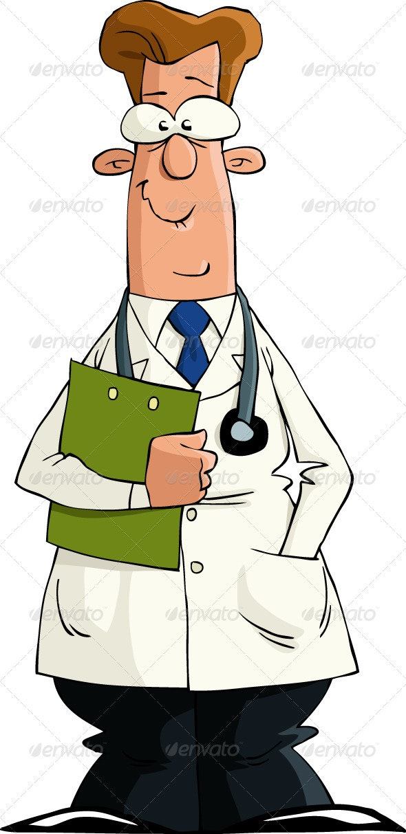 Doctor - People Characters