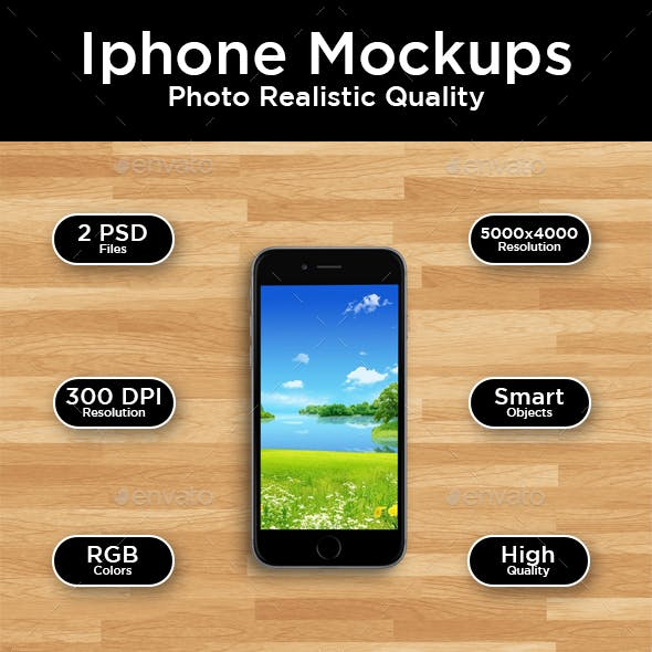 Phone Mockups