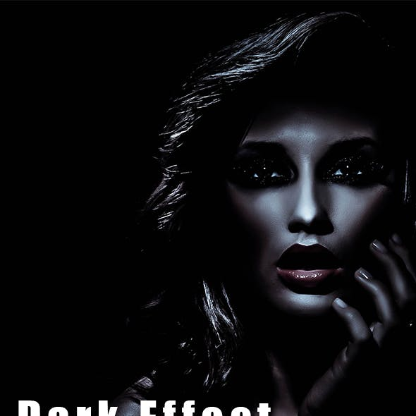 20 Dark Effect Lightroom Presets