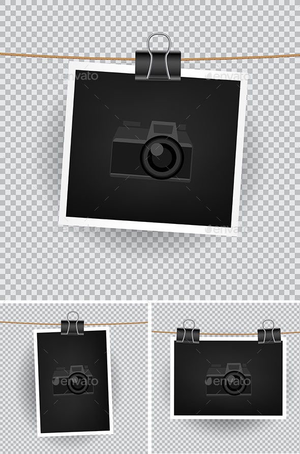 Square Photo Transparent Background - Retro Technology